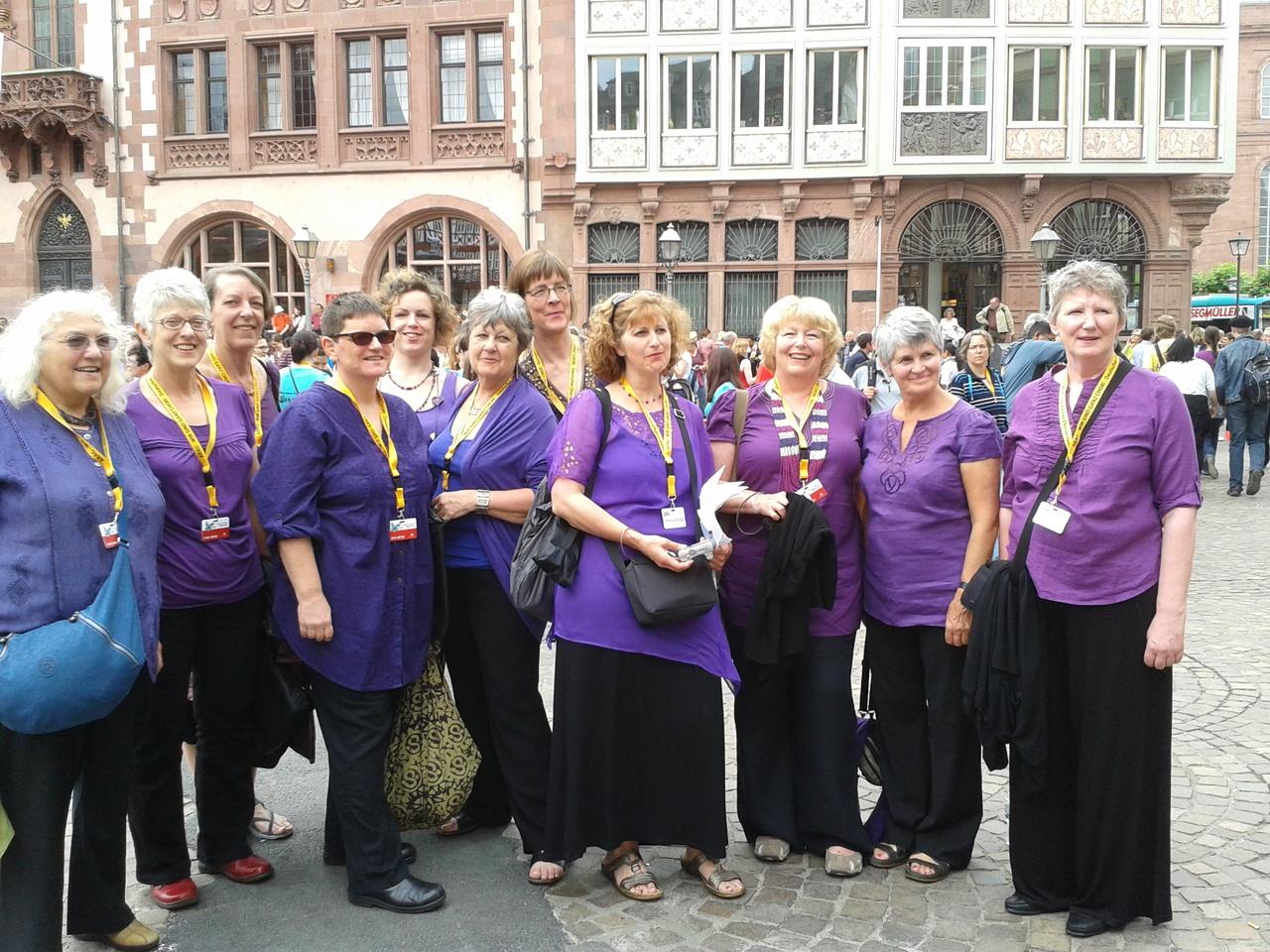 Frankfurt Chorfest 2012